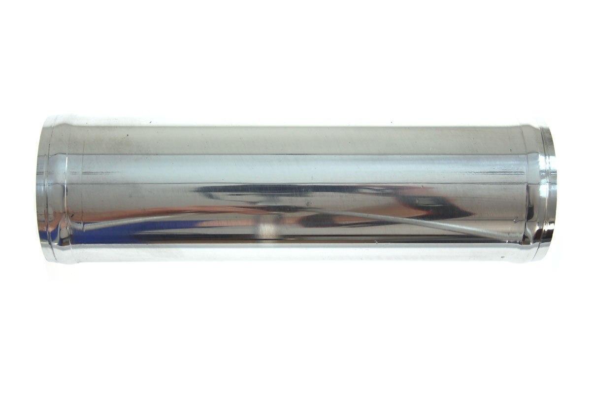 Rura aluminiowa 0st 63mm 20cm - GRUBYGARAGE - Sklep Tuningowy